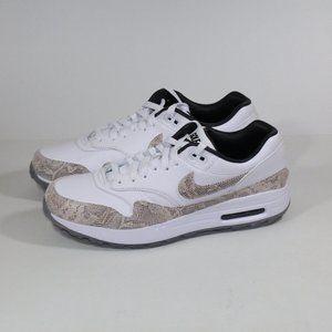 """Nike Air Max 1 G NRG TXT """"Snakeskin"""" Golf Shoe"""